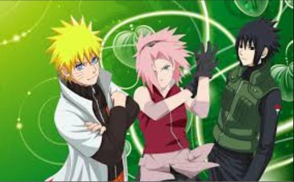 Naruto Art WallpapersHD screenshot 1