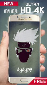 Naruto Skulls Wallpaper Ultra HD 4K screenshot 1