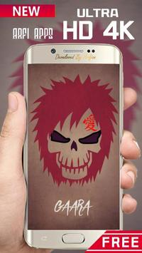 Naruto Skulls Wallpaper Ultra HD 4K screenshot 4
