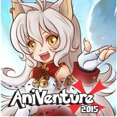 AniVenture Programação 2015 icon