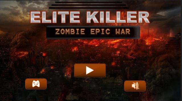 Elite Trigger :Zombie Dead Age poster