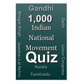 Indian National Movement Quiz icon