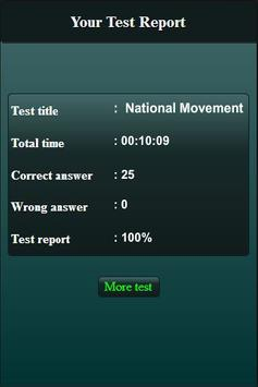 Indian National Movement Quiz screenshot 11