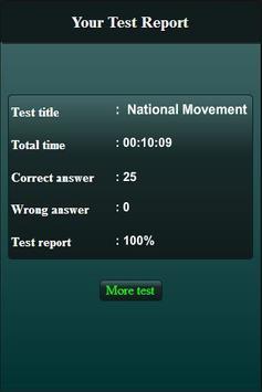 Indian National Movement Quiz screenshot 5