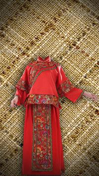 Nationality Dress Photomontage apk screenshot