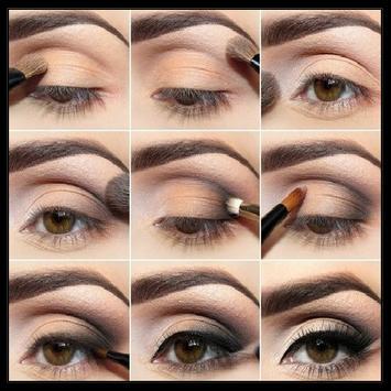 Natural makeup tutorial screenshot 1