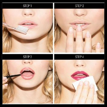 Natural makeup tutorial screenshot 2