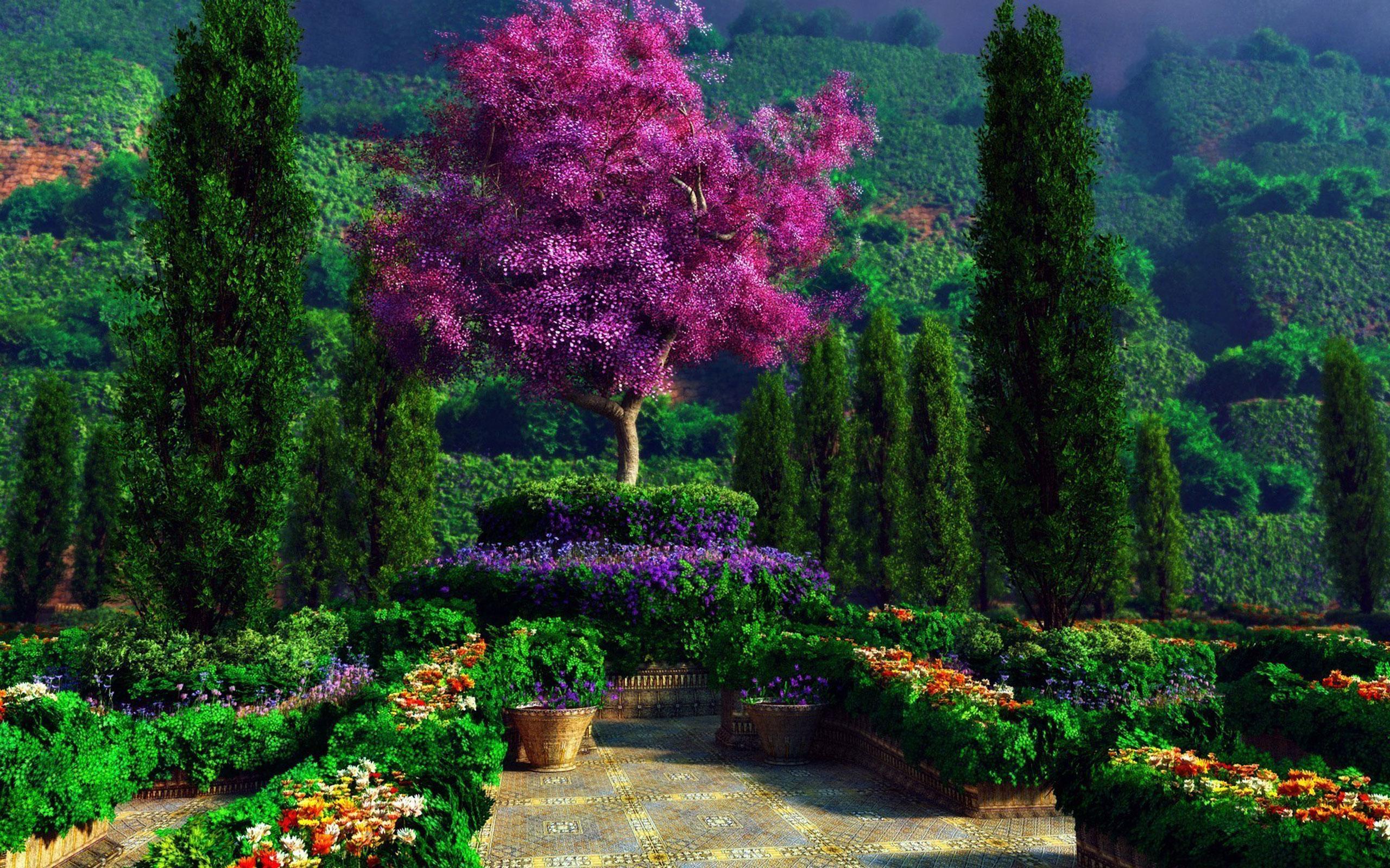 божественный сад картинки значит, что