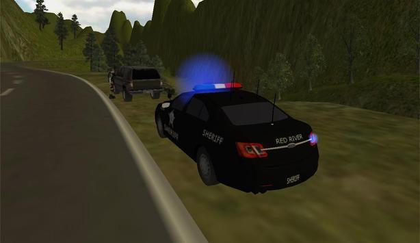 Sheriff Patrol 3d screenshot 1