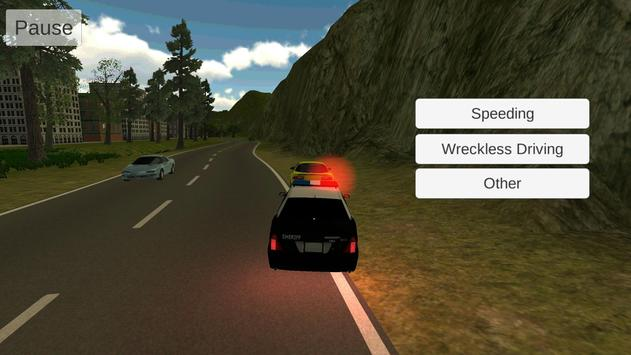 Sheriff Patrol 3d screenshot 5