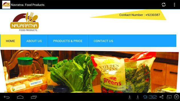 Navratna Food Products poster