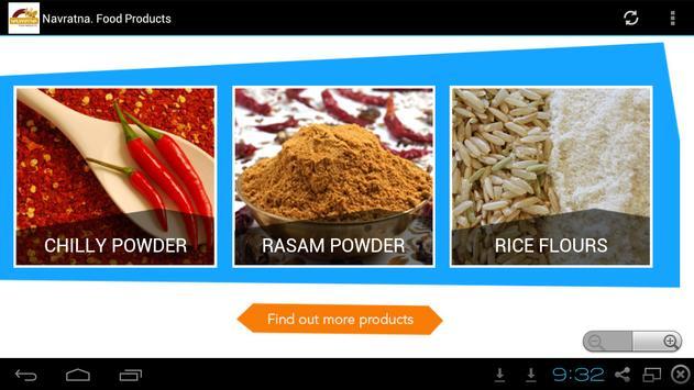 Navratna Food Products apk screenshot
