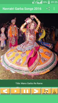 Gujarati Garba Songs 2018 💃 Dandiya Songs apk screenshot