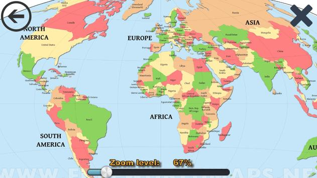 Free political world map apk download free travel local app for free political world map poster free political world map apk screenshot gumiabroncs Image collections