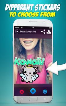 Braces Teeth Booth Pro Camera apk screenshot