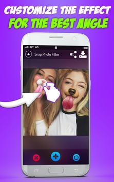 Cute Selfie Cam Photo Stickers screenshot 10