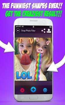 Cute Selfie Cam Photo Stickers screenshot 12