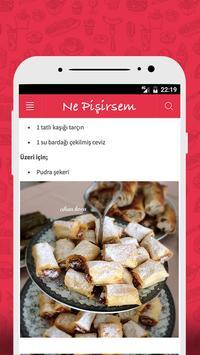 Ne Pişirsem? Yemek Tarifleri apk screenshot