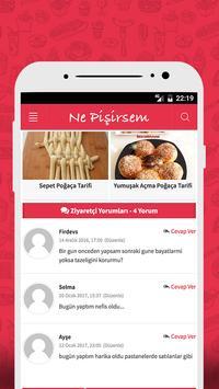 Ne Pişirsem? Yemek Tarifleri screenshot 4