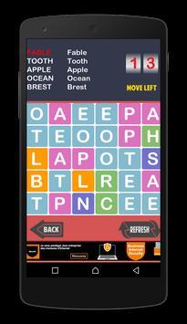 Super Word Game - Mind Game screenshot 4