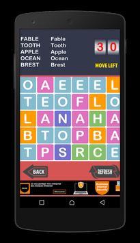 Super Word Game - Mind Game screenshot 3