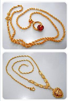 Necklace Design Ideas screenshot 2