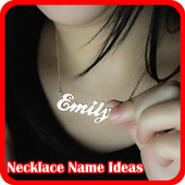 Install App android Necklace Name Ideas APK new