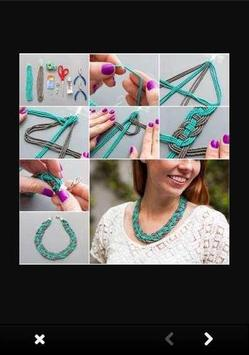 DIY Necklace for Women poster