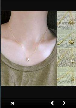 DIY Necklace for Women screenshot 1