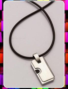 Necklaces For Men apk screenshot