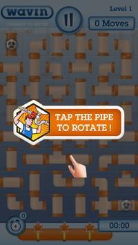 Wavin Pipe Challenge poster