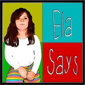 Ela Says icon