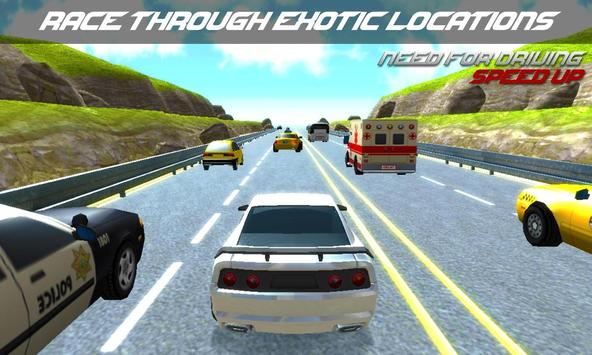 Need For Driving: Speed Up screenshot 2