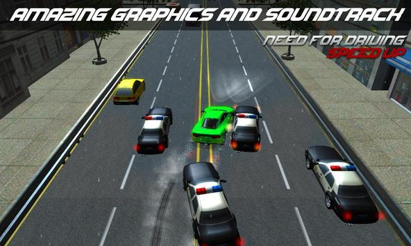Need For Driving: Speed Up screenshot 4