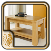 DIY Coffee Table Design Ideas icon