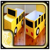 DIY Cardboard Box Project icon
