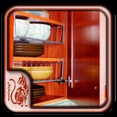 DIY Craft Cabinet Design Ideas icon