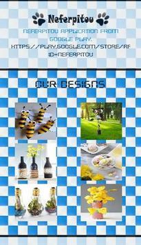 DIY Bird Bath Design Ideas apk screenshot