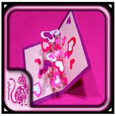 DIY Greeting Card Design Ideas icon