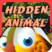 Find Hidden Animal icon