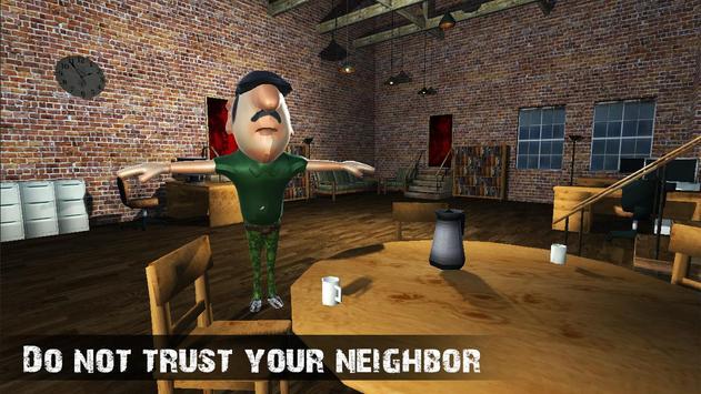 Neighbor Simulator Hello 2017 poster