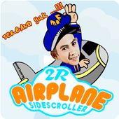 2R Rizki Ridho Air Plane icon