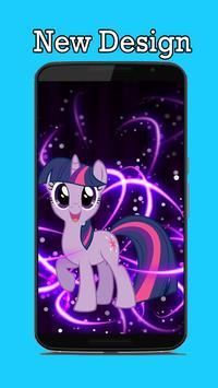 Neon MLP Wallpaper screenshot 12