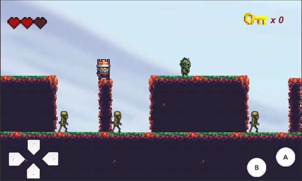 The Fallen King - 2D Platformer screenshot 4