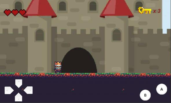 The Fallen King - 2D Platformer screenshot 6