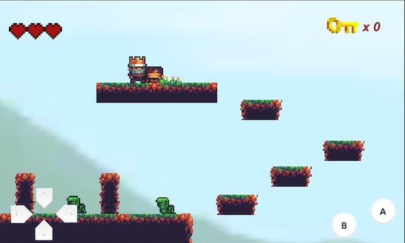 The Fallen King - 2D Platformer screenshot 1