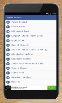 Kumpulan Lagu Nella Kharisma Dan Lirik Terlengkap screenshot 1