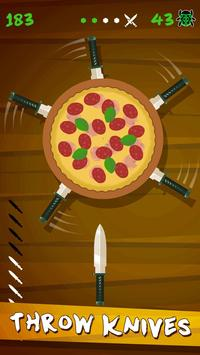 Knife Hit in Food poster