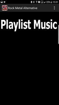 Latest New Songs Rock, Metal, Alternative apk screenshot