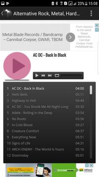 Top Rock Songs  Best  Music Hits Alternative Rock screenshot 1
